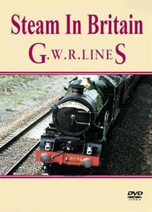 Rent Steam in Britain: G.W.R. Lines Online DVD Rental