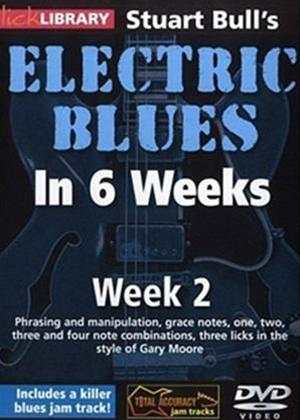 Rent Electric Blues in 6 Weeks with Stuart Bull: Week 2 Online DVD Rental