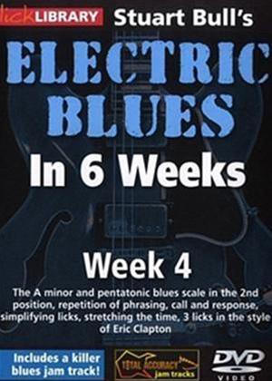 Rent Electric Blues in 6 Weeks with Stuart Bull: Week 4 Online DVD Rental