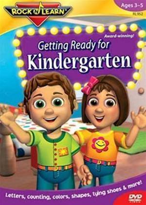 Rent Getting Ready for Kindergarten Online DVD Rental