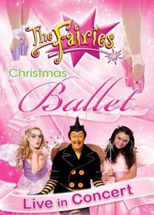 Rent The Fairies: Christmas Ballet Online DVD Rental