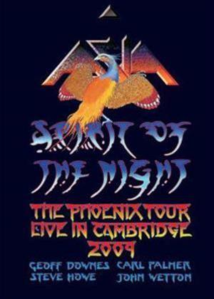 Rent Asia: Spirit of the Night: Live in Cambridge 2009 Online DVD Rental