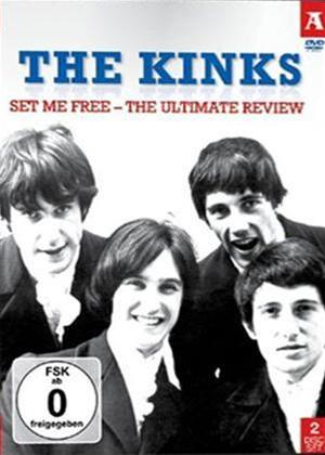 Rent The Kinks: Set Me Free: the Ultimate Review Online DVD Rental