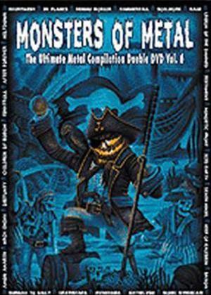 Rent Monsters of Metal: Vol.6 Online DVD Rental