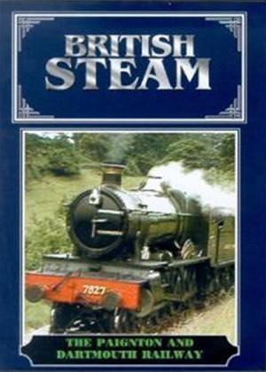 Rent British Steam: The Paignton and Dartmouth Railway Online DVD Rental