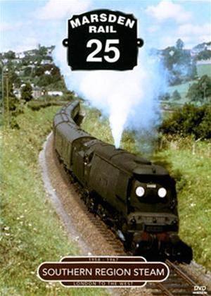 Rent Marsden Rail 25: Southern Region Steam Online DVD Rental