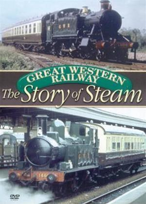 Rent Great Western Railway: The Story of Steam Online DVD Rental