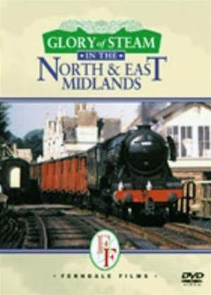 Rent Glory of Steam in the North and East Midlands Online DVD Rental