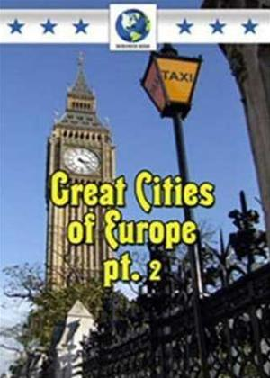 Rent Great Cities of Europe: Vol.2 Online DVD Rental