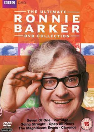 Rent Ronnie Barker: Ultimate Collection Online DVD Rental