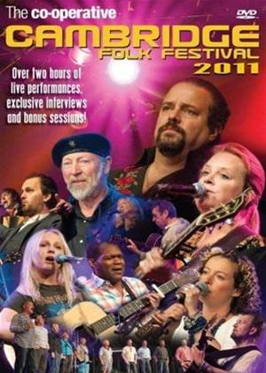Rent Cambridge Folk Festival 2011 Online DVD Rental
