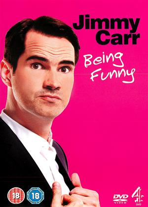 Rent Jimmy Carr: Being Funny Online DVD Rental