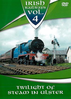 Rent Irish Railways: Twilight of Steam in Ireland Online DVD & Blu-ray Rental