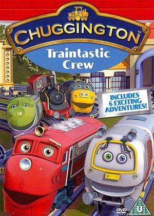 Rent Chuggington: Traintastic Crew Online DVD Rental