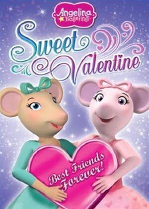 Rent Angelina Ballerina: Sweet Valentine Online DVD Rental