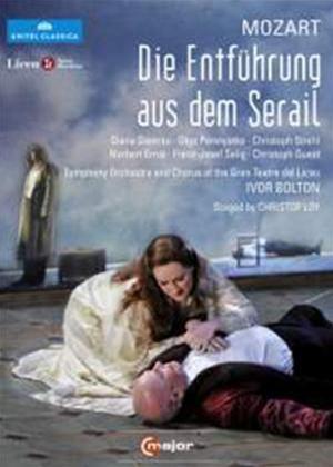 Rent Die Entfuhrung Aus Dem Serail: Gran Teatre Del Liceu (Bolton) Online DVD Rental