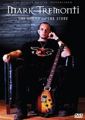 Rent Mark Tremonti: The Sound and the Story Online DVD Rental