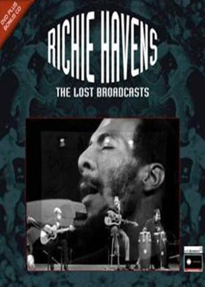 Rent Richie Havens: The Lost Broadcasts Online DVD Rental