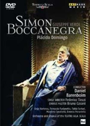 Rent Simon Boccanegra: Teatro Alla Scala (Barenboim) Online DVD & Blu-ray Rental