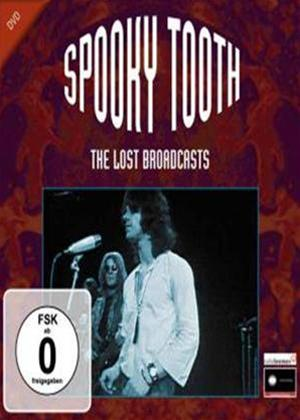 Rent Spooky Tooth: The Lost Broadcasts Online DVD Rental
