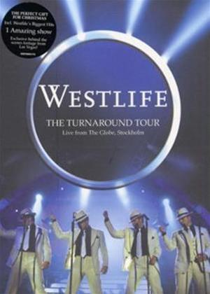 Rent Westlife: The Turnaround Tour: Live from the Globe, Stockholm Online DVD Rental