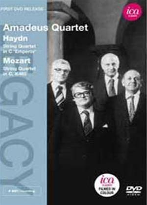 Rent Amadeus Quartet: Haydn/Mozart Online DVD Rental