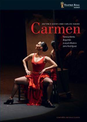 Rent Carmen: Compañía Antonio Gades Online DVD & Blu-ray Rental