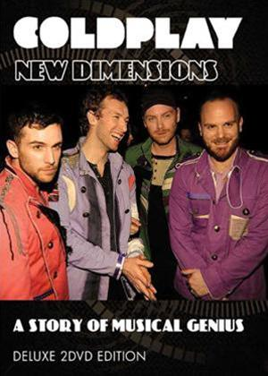 Rent Coldplay: New Dimensions Online DVD Rental