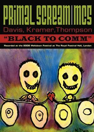 Rent Primal Scream and MC5: Black to Comm Online DVD Rental