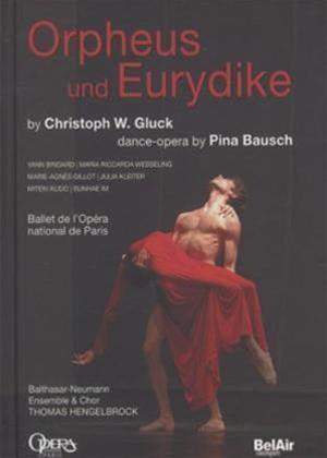 Rent Orpheus and Eurydice: National Opera of Paris Online DVD Rental
