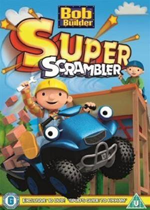 Rent Bob the Builder: Super Scrambler Online DVD Rental