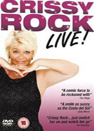 Rent Crissy Rock: Live Online DVD Rental