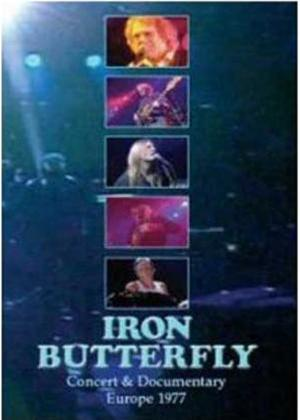 Rent Iron Butterfly: Concert and Documentary: Europe Online DVD Rental