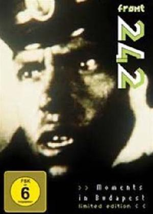 Rent Front 242: Moments in Budapest Online DVD Rental
