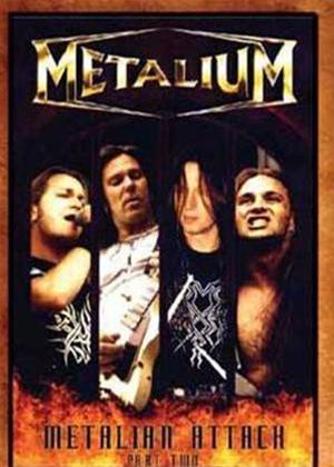 Rent Metalium: Matalian Attack II Online DVD Rental