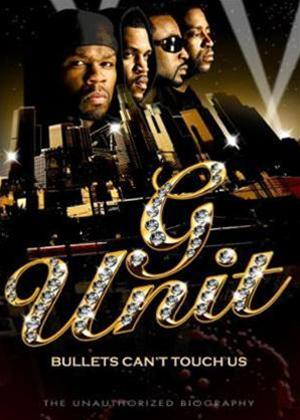 Rent G-Unit: Bullets CanT Touch Us Online DVD Rental