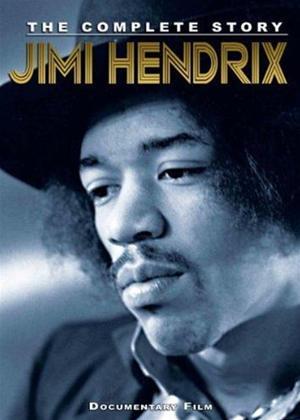 Rent Jimi Hendrix: The Complete Story Online DVD Rental