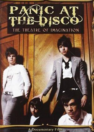 Rent Panic at the Disco: Theatre of Imagination Online DVD Rental