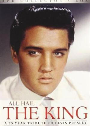 Rent Elvis Presley: All Hail the King 75Yr Tribute Online DVD Rental