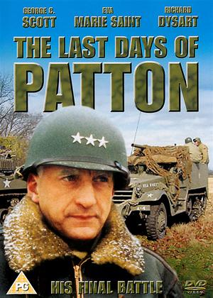Rent The Last Days of Patton Online DVD Rental
