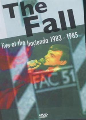 Rent The Fall: Live at the Hacienda Online DVD Rental