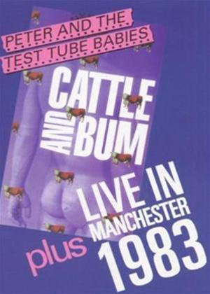 Rent Peter and the Test Tube Babies: Cattle and Bum / Live in Manchester Online DVD Rental