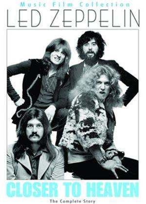 Rent Led Zeppelin: Closer to Heaven Online DVD Rental