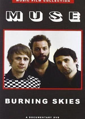 Rent Muse: Burning Skies Online DVD Rental