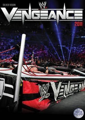 Rent WWE: Vengeance 2011 Online DVD Rental