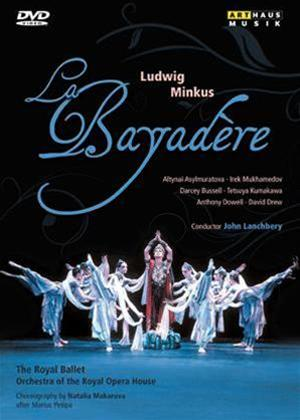 Rent La Bayadere: The Royal Ballet Online DVD Rental