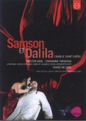 Rent Samson Et Delila: Vlaamse Opera Online DVD Rental