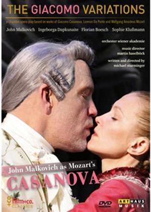 Rent The Giacomo Variations: Ronacher Theater Online DVD Rental