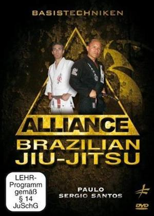 Rent Basistechniken: Alliance Brazilian Jiu-Jitsu Online DVD Rental