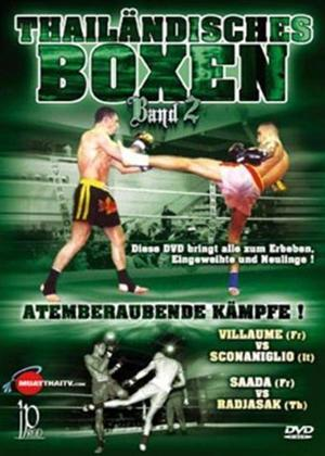Rent Different Fighters: Thai Boxing Vol.2 Online DVD Rental